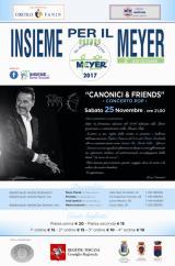 Insieme per il Meyer concerto 25 novembre