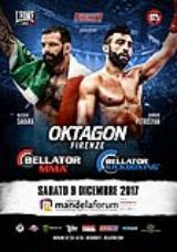 Locandina Arti marziali: Oktagon Bellator, al Mandela forum tornano le sfide mondiali
