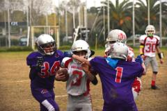 U13 a Sarzana senza pressioni