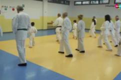 Karate' per la terza eta' a Greve