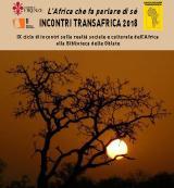 Depliant Incontri Transafrica