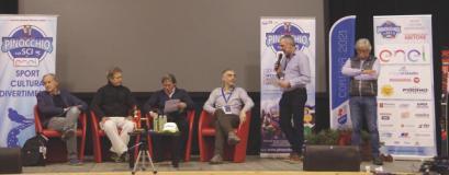 Presentazione Pinocchio sugli sci 2018