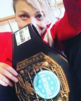 Emily Wahby e' campionessa italiana Wako Pro