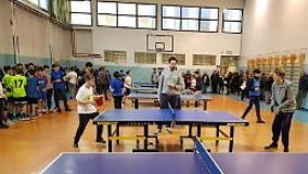 Trofeo Città di Prato: tennis tavolo protagonista