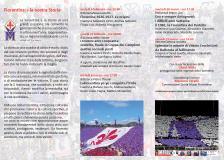 Storia della Fiorentina - programma