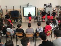 Gli studenti di Montespertoli a scuola di volontariato