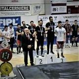 Grande successo per i campionati italiani di sollevamento peso stacco a Vaiano
