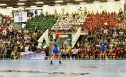 La Nazionale femminile di Pallamano a Tavarnelle (fonte foto Federazione Italiana Giuco Handball)