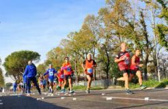Podismo. Aspettando la Maratonina (foto Antonello Serino - Redazione Met)