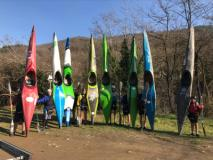 Canoa discesa 2018
