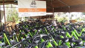 41 biciclette di Gobee.bike (fonte foto comunicato stampa)