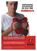 Locandina - Corso per volontari AIL Firenze