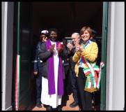 Inaugurazione nuova sede dell'associazione Borgo Pontormese