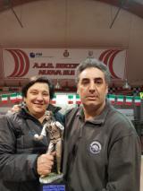 """Bocce a raffa, la bocciofila """"Nuova Europa"""" conquista il secondo posto al Trofeo Città di Prato"""