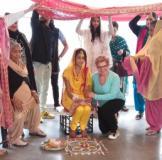 Festa indiana a Tavarnelle