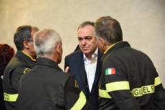 Protezione civile, la proposta Rossi
