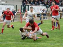 I Medicei v Florentia Rugby. Autrice: Donatella Bernini