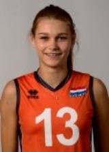 Nika Daalderop (fonte foto comunicato stampa)