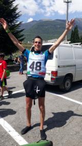 De Marco campione italiano Under 23