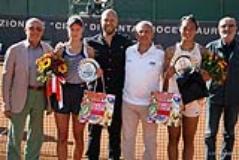Premiazione femminile (fonte foto comunicato stampa)