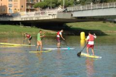 Prova SUP in Arno