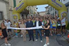 19^ Trofeo della Questura di Prato, al via 750 podisti (fonte foto comunicato stampa)