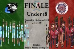 Finale scudetto Under 18