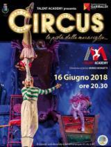 Manifesto dello spettacolo 'Circus - La Pista delle Meraviglie'