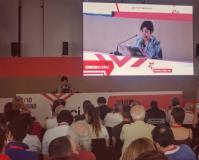 Francesca Chiavacci parla al congresso Arci