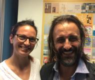 Alessia Berti e Jacopo Maria Silei