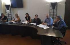 Presentazione progetto CoCare in Palazzo Vecchio
