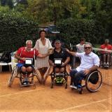 """Sesto Torneo Internazionale """"Città di Firenze"""" Wheelchair (fonte foto comunicato stampa)"""