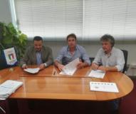 Firma protocollo tra Anci Toscana, Comitato Paralimpico della Toscana (Cip) e Comitato Regionale del Coni
