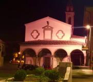 Chiesa rosa.