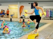 Al via i corsi per tecnico/educatore di nuoto e di aquaria di base (fitness)