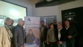 La sensibilità di Vivo e Banfi per la solidarietà della Fondazione Bacciotti