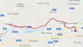 Variazioni al Tpl con la chiusura del Ponte di Marcignana