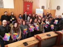 giovani partecipanti al corso organizzazione eventi