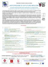 Locandina seminario - una nuova conoscenza della vita per l'innovazione e lo sviluppo sociale