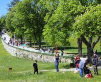 Riapre il Parco di Pratolino e torna Ruralia (foto Antonello Serino MET)