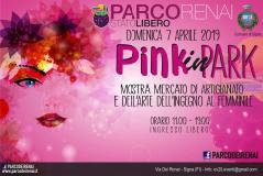 Locandina Pink in Park - ParcoRenai a Signa