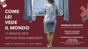 Locandina evento Istituto Innocenti