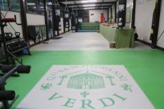 Nuova struttura per la sede dei Verdi