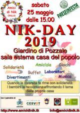 Locandina Nik Day 2019