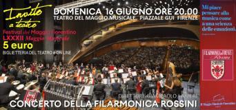 Concerto della Filarmonica Rossini