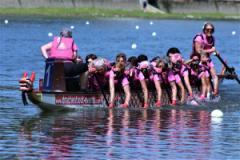 Dragon Boat, settimo compleanno per le 'dragonesse' (fopto archivio Antonello Serino Met)