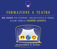 Banner 'Formazione a teatro'