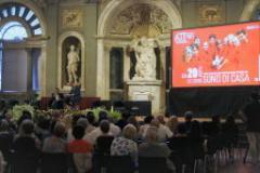 L'Associazione Tumori Toscana compie vent'anni (foto Antonello Serino Redazione Met)