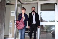 Brenda Barnini e Giacomo Cucini