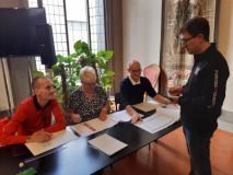 Il Sindaco di Firenze e della Città Metropolitana Dario Nardella